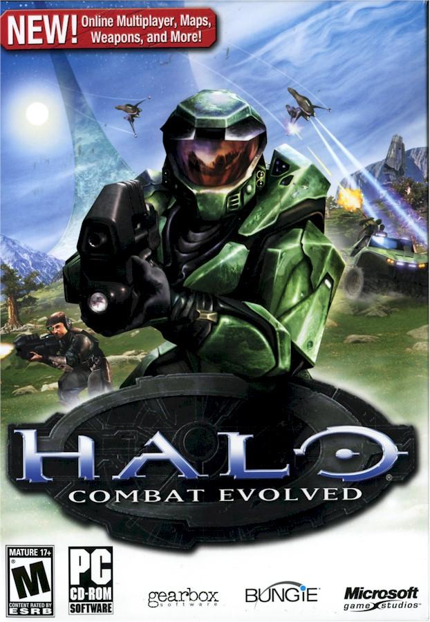 Halo: Combat Evolved (PC) 2003